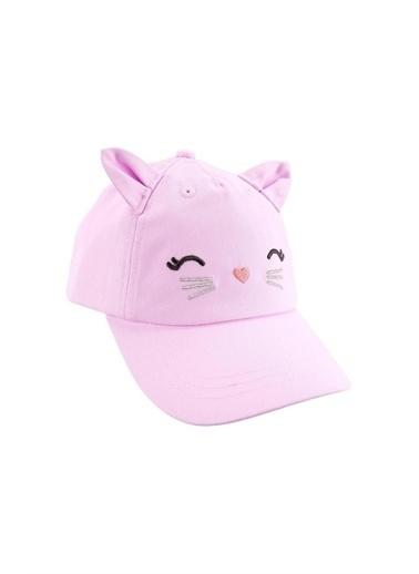 Carters Küçük Kız Çocuk Unicorn Şapka Pembe